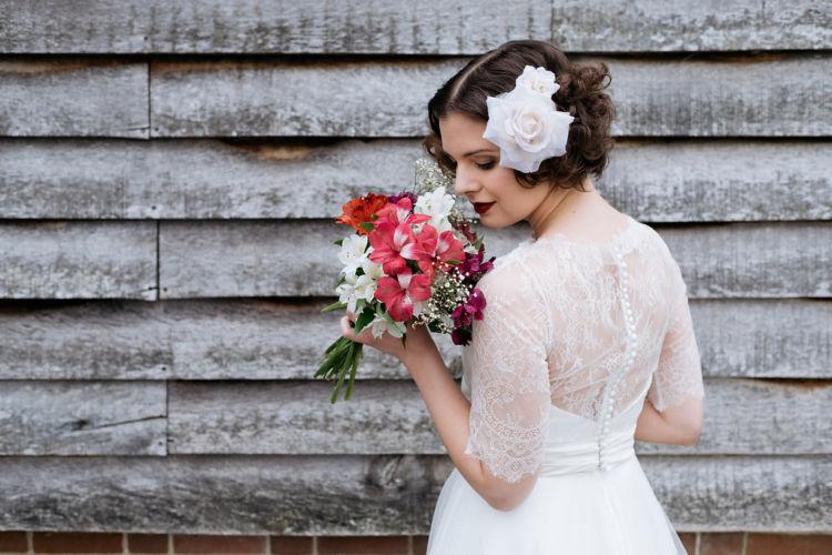 alternative bridal wear
