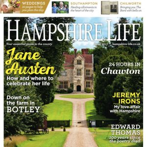 Hampshire Life Wedding Feature