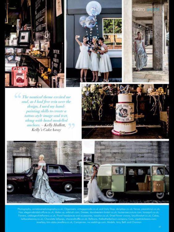 Hampshire bride