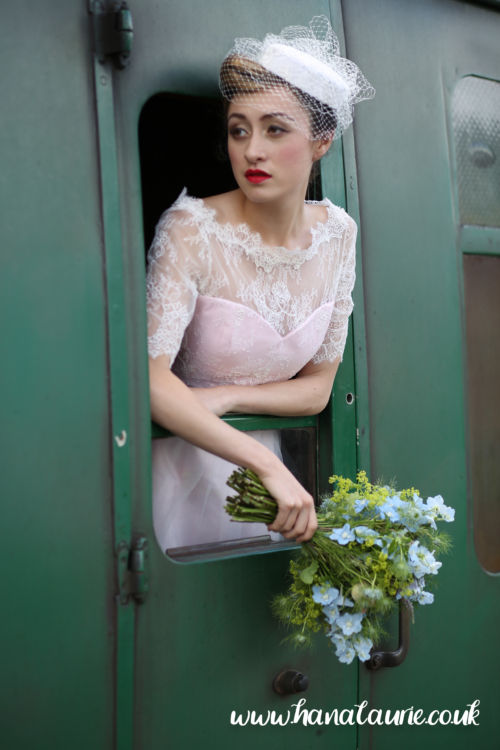 fifties bride