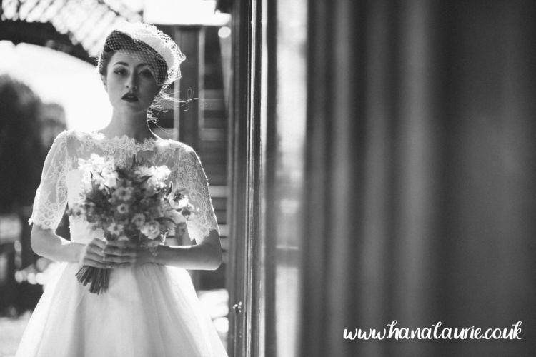 watercress line vintage wedding
