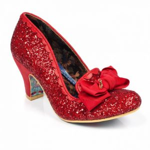 Kanjanka Irregular Choice Shoes