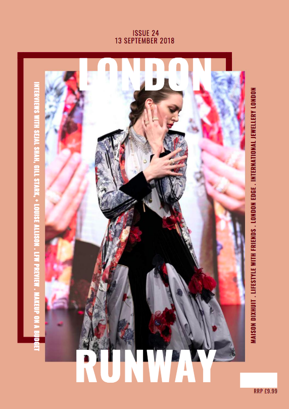Magazine Interview: London Runway