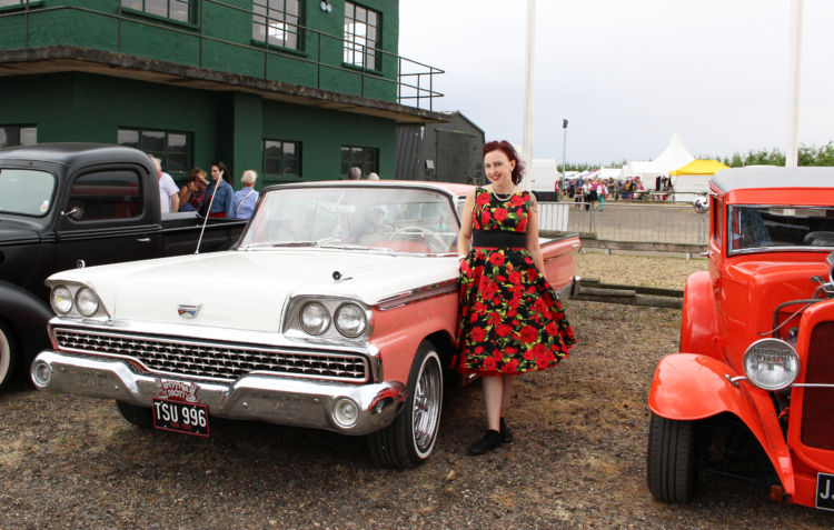Looking for your dress for the Goodwood Revival?