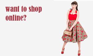 Vintage dresses online